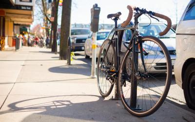 Biking Around in New York
