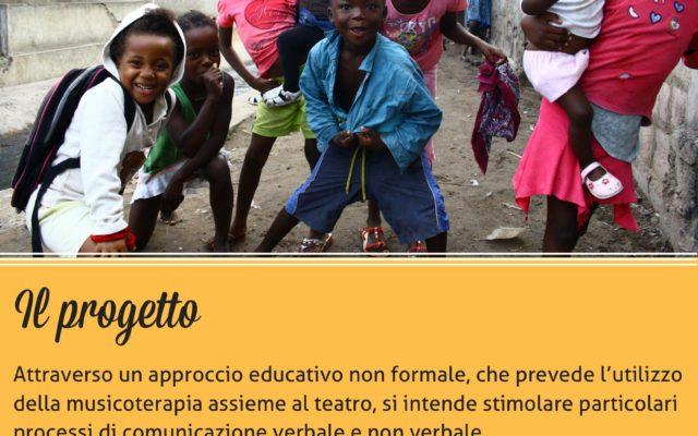 Progetto Armoniosamente in Mozambico